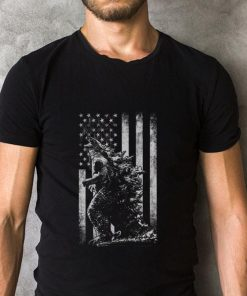 Funny Godzilla King of the Monsters American flag shirt 2 1 247x296 - Funny Godzilla King of the Monsters American flag shirt