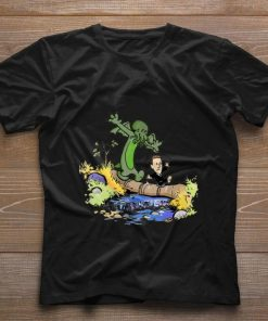 Funny Howard and Cthulhu shirt 1 1 247x296 - Funny Howard and Cthulhu shirt