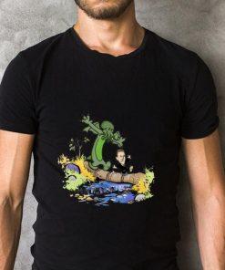 Funny Howard and Cthulhu shirt 2 1 247x296 - Funny Howard and Cthulhu shirt