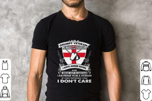 Funny I am a grumpy veteran my oath of enlistment has no expiration date shirt 2 1 510x340 - Funny I am a grumpy veteran my oath of enlistment has no expiration date shirt