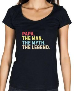 Funny Papa the man the myth the legend shirt 1 1 247x296 - Funny Papa the man the myth the legend shirt