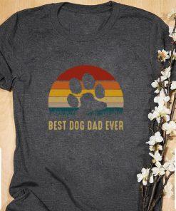 Funny Paw Best dog dad ever vintage shirt 1 1 247x296 - Funny Paw Best dog dad ever vintage shirt