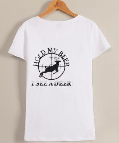 Hold My Beer I See A Deer Hunting Deer shirt 1 1 247x296 - Hold My Beer I See A Deer Hunting Deer shirt