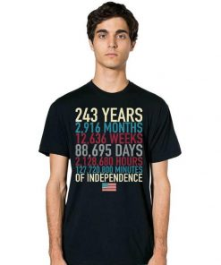Hot 4th Of July Flag 243 Years Time Of The Independence shirt 2 1 247x296 - Hot 4th Of July Flag 243 Years Time Of The Independence shirt