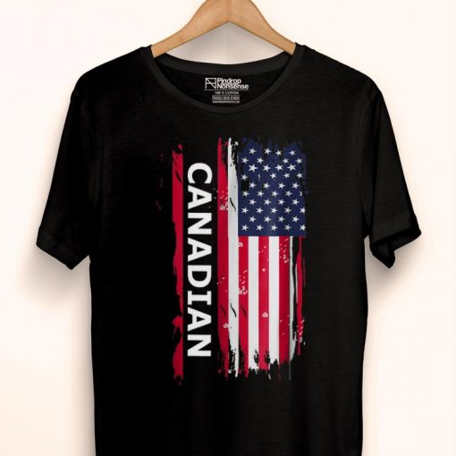 Hot A Canadian Working And Living In America Canada Day shirt 1 1 510x510 - Hot A Canadian Working And Living In America Canada Day shirt