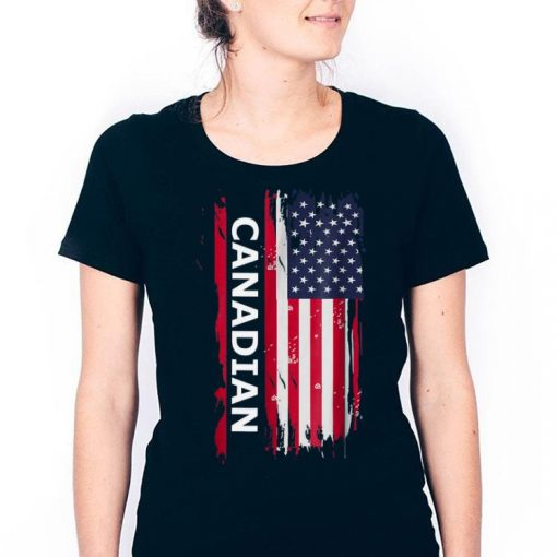 Hot A Canadian Working And Living In America Canada Day shirt 3 1 510x510 - Hot A Canadian Working And Living In America Canada Day shirt