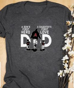 Hot Arizona Diamondbacks a Son s first hero a Daughter s first love shirt 1 1 247x296 - Hot Arizona Diamondbacks a Son's first hero a Daughter's first love shirt