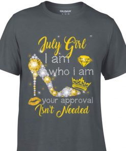Hot July Girl I Am Who I Am Your Approval Isn t Needed Diamond shirt 1 2 1 247x296 - Hot July Girl I Am Who I Am Your Approval Isn't Needed Diamond shirt
