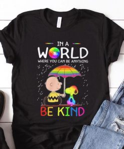 Hot LGBT in a world where you can be Snoopy shirt 1 1 247x296 - Hot LGBT in a world where you can be Snoopy shirt