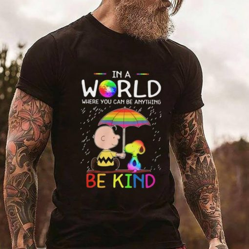 Hot LGBT in a world where you can be Snoopy shirt 2 1 510x510 - Hot LGBT in a world where you can be Snoopy shirt