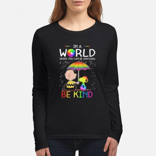 Hot LGBT in a world where you can be Snoopy shirt 3 1 510x510 - Hot LGBT in a world where you can be Snoopy shirt