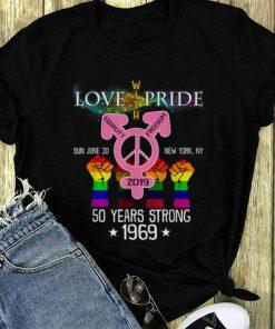Hot Love With Pride LGBT World Pride 50 Years Strobg 1969 2019 shirt 2 1 247x296 - Hot Love With Pride LGBT World Pride 50 Years Strobg 1969-2019 shirt