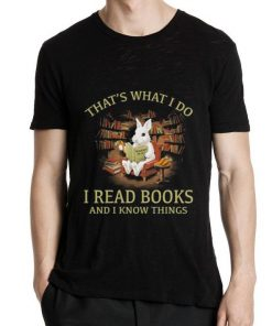 Hot Rabbit that s what i do i read books and i know things shirt 2 1 247x296 - Hot Rabbit that's what i do i read books and i know things shirt
