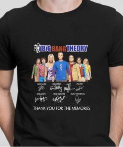 Hot The Big Bang Theory signatures thank you for the memories shirt 2 1 247x296 - Hot The Big Bang Theory signatures thank you for the memories shirt