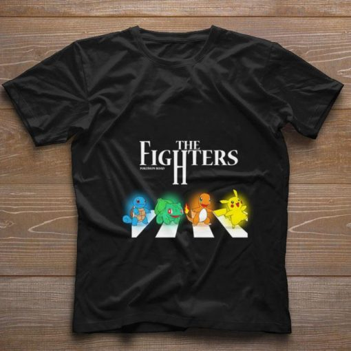 Hot The fighters Pokemon road shirt 1 1 510x510 - Hot The fighters Pokemon road shirt