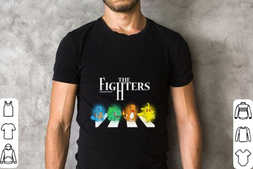Hot The fighters Pokemon road shirt 2 1 510x340 - Hot The fighters Pokemon road shirt