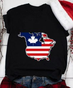 Hot US Canada is one shirt 1 1 247x296 - Hot US Canada is one shirt