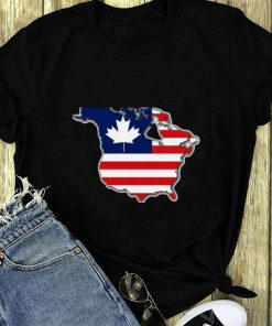 Hot US Canada is one shirt 2 1 247x296 - Hot US Canada is one shirt