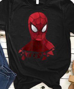 Marvel Spider man Geometric Prism Profile Shot sjirt 1 1 247x296 - Marvel Spider-man Geometric Prism Profile Shot sjirt