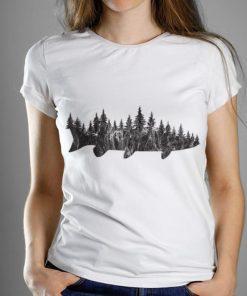 Musky Pine Forest Treeline Fishing Angler 1 1 247x296 - Musky Pine Forest Treeline Fishing Angler