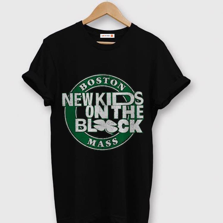 New Kids On The Block Boston shirt