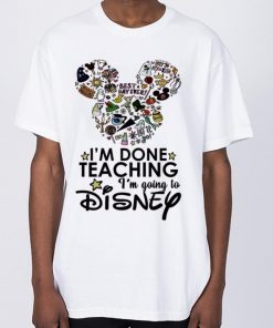 Nice I m done teaching i m going to Disney Mickey Mouse shirt 2 1 247x296 - Nice I'm done teaching i'm going to Disney Mickey Mouse shirt