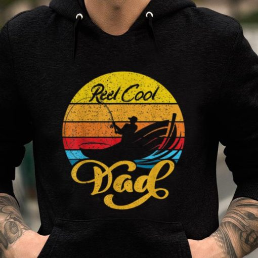 Nice Vintage Reel Cool Dad Fishing Father Day Shirt 2 1 510x510 - Nice Vintage Reel Cool Dad Fishing Father Day Shirt