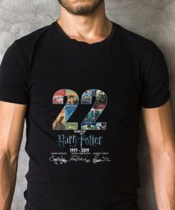 Official 22 years of harry potter 1997 2019 shirt 2 1 247x296 - Official 22 years of harry potter 1997 - 2019 shirt
