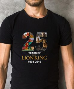 Official 25 Years Of The Lion King 1994 2019 shirt 2 1 247x296 - Official 25 Years Of The Lion King 1994-2019 shirt