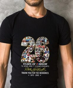 Official 26 years of Nascar 76 wins and 7 championships Dale Earnhardt shirt 2 1 247x296 - Official 26 years of Nascar 76 wins and 7 championships Dale Earnhardt shirt