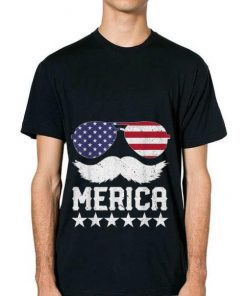 Official 4th of July MERICA America Flag Mustache USA Shirt 2 1 247x296 - Official 4th of July MERICA America Flag Mustache USA Shirt