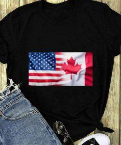 Official America Flag Mix Canada Flag shirt 2 1 247x296 - Official America Flag Mix Canada Flag shirt