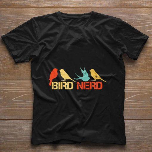 Official Bird Nerd vintage shirt 1 1 510x510 - Official Bird Nerd vintage shirt