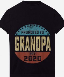 Official Father s Day Promoted To Grandpa Est 2020 Shirt 1 1 247x296 - Official Father's Day Promoted To Grandpa Est 2020 Shirt