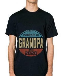Official Father s Day Promoted To Grandpa Est 2020 Shirt 2 1 247x296 - Official Father's Day Promoted To Grandpa Est 2020 Shirt
