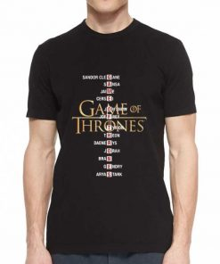 Official Game of Thrones list name characters shirt 2 1 247x296 - Official Game of Thrones list name characters shirt