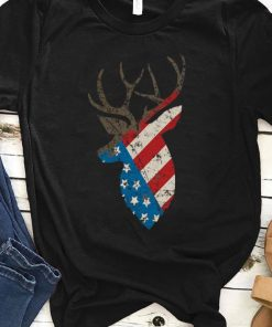 Official Hunting Deer Skull Flag Shirt 1 1 247x296 - Official Hunting Deer Skull Flag Shirt
