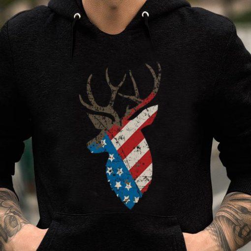 Official Hunting Deer Skull Flag Shirt 2 1 510x510 - Official Hunting Deer Skull Flag Shirt
