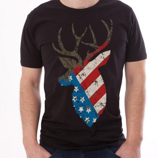 Official Hunting Deer Skull Flag Shirt 3 1 510x510 - Official Hunting Deer Skull Flag Shirt