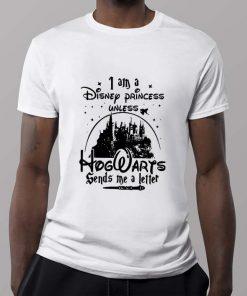Official I am a Disney princess unless Hogwarts sends me a letter shirt 2 1 247x296 - Official I am a Disney princess unless Hogwarts sends me a letter shirt