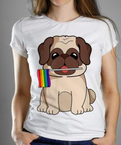 Official LGBT Pride Cute Pug Dog With Rainbow Flag Gay Lesbian Love Shirt 1 1 247x296 - Official LGBT Pride Cute Pug Dog With Rainbow Flag Gay Lesbian Love Shirt