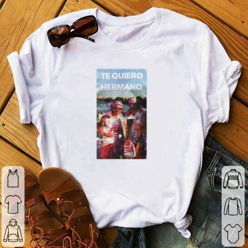 Official Moreno Te Quiero Hermano Liverpool FC shirt 1 1 510x510 - Official Moreno Te Quiero Hermano Liverpool FC shirt
