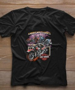 Official Motorcycles Harley Davidson American Classics shirt 1 1 247x296 - Official Motorcycles Harley Davidson American Classics shirt