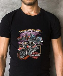 Official Motorcycles Harley Davidson American Classics shirt 2 1 247x296 - Official Motorcycles Harley Davidson American Classics shirt