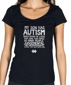 Official My son has autism shirt 1 1 247x296 - Official My son has autism shirt