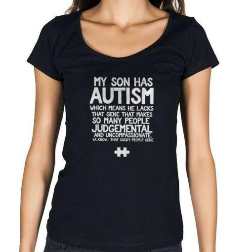Official My son has autism shirt 1 1 510x510 - Official My son has autism shirt