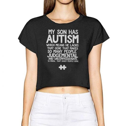 Official My son has autism shirt 2 1 510x510 - Official My son has autism shirt