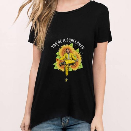 Official Post Malone You re a sunflowers shirt 3 1 510x510 - Official Post Malone You're a sunflowers shirt