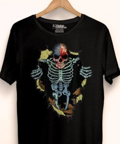 Official Skull With American And Canadian Flag shirt 1 1 247x296 - Official Skull With American And Canadian Flag shirt