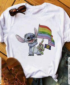 Official Stitch LGBT flag shirt 1 1 247x296 - Official Stitch LGBT flag shirt